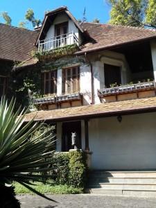 Ein deutsches Haus in der Deutschlandstraße?